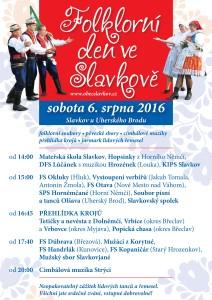 Folklorní den Slavkov